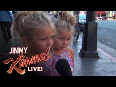 Jimmy Kimmel: What is the Worst Thing You Ever Heard Your Mommy Say?