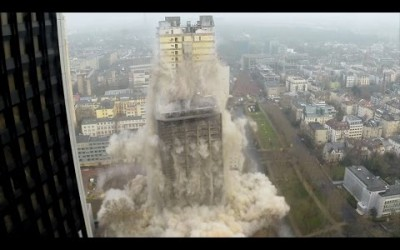 GoPro: Building Demolition