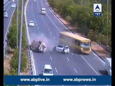These CCTV Footages of Horrifying Accidents will send Chills down your Spine